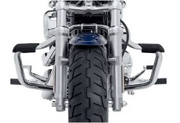 Sportster Engine Guards & Soft Lowers