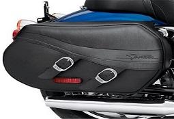 Sportster Saddlebags & Luggage