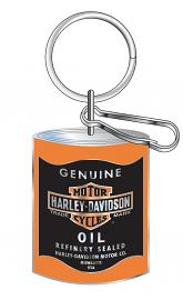 Harley-Davidson® Genuine Motor Oil Key Chain