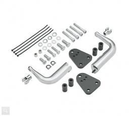 Harley-Davidson® Adjustable Highway Peg Support Kit