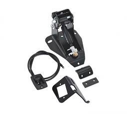 Harley-Davidson® Adjustable Rider Backrest Mounting Kit -Tri Glide®