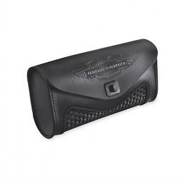 Harley-Davidson® Windshield Bag | Leather | Softail® Deluxe