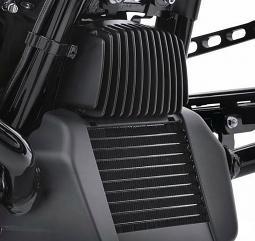 Harley-Davidson® Oil Cooler | Fan Assisted