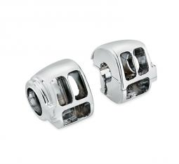 Harley-Davidson® Switch Housing Kit | Chrome