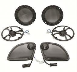 "Harley-Davidson® Boom! Audio Stage II 6.5"" Speaker Kit - Road Glide Fairing"