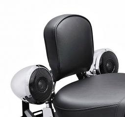 Harley-Davidson® Boom! Audio Bluetooth Cruiser Amp & Speaker Expansion Kit | Chrome