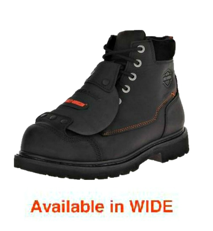 "Harley-Davidson® Mens 5.5"" Jake Leather Steel Toe 