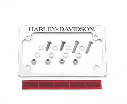 Harley-Davidson® Chrome Harley-Davidson License Plate Frame