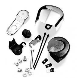 Harley-Davidson® Chrome Horn Kit