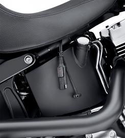 Harley-Davidson® Battery Charging Harness with LED Charge Indicator