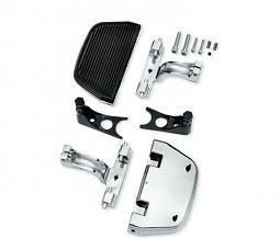 Harley-Davidson® Chrome Softail® Passenger Footboard Kit