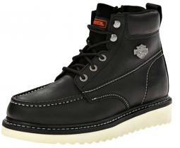 "Harley-Davidson® Men's 6"" Beau Leather Lifestyle Shoes"