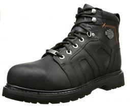 "Harley-Davidson® Men's 5"" Chad Leather Steel Toe 