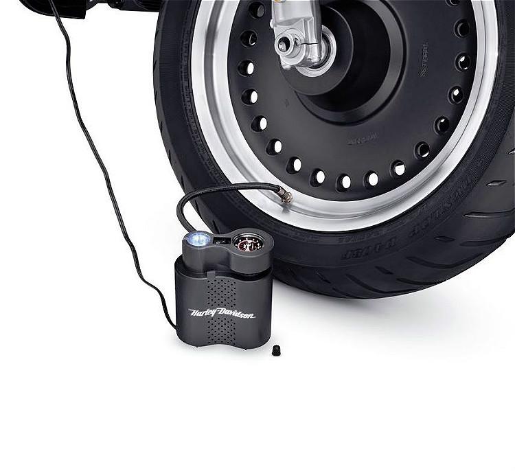 harley davidson compact air pump compressor with light 12700020 rh houseofharley com Harley-Davidson Parts Harley-Davidson Tire Pump