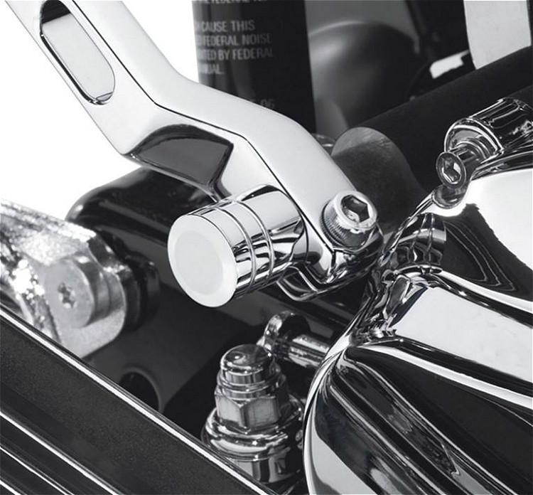 Harley-Davidson® Heel/Toe Shifter Shaft Cover - 35471-05