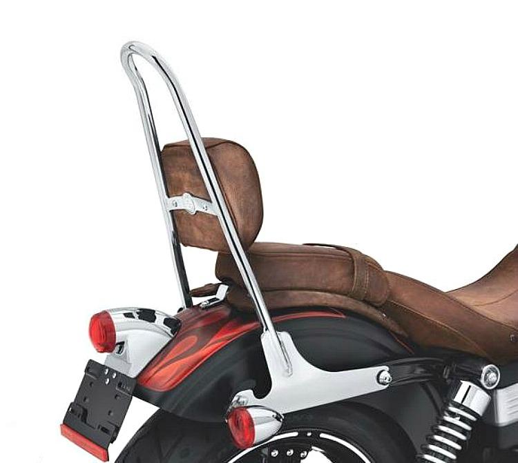 Harley-Davidson® One-Piece Detachable Sissy Bar Upright 52300044