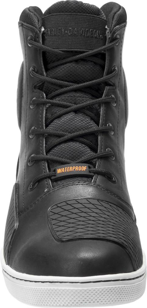 Harley-Davidson Men/'s Holtman 6-Inch Black Waterproof Motorcycle Boots D96187