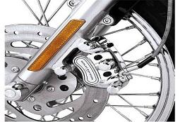 Softail Chassis Trim   Brakes