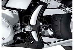 Softail Chassis Trim   Rear End