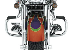 Touring & Trike Engine Guards & Center Stands