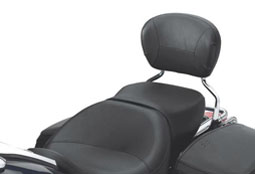 Touring & Trike Backrests & Racks