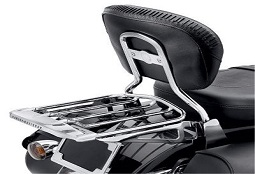 Softail Backrests & Racks