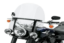 Softail Windshields