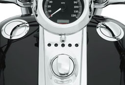 Fuel Gauges, Caps & Medallions