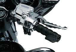 Handlebar Controls, Grips & Mirrors - Kuryakyn