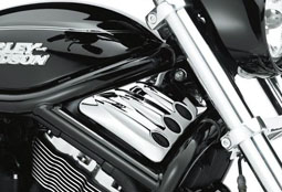 VROD Engine Trim