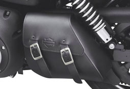 Swingarm, Fork & Sissy Bar Bags