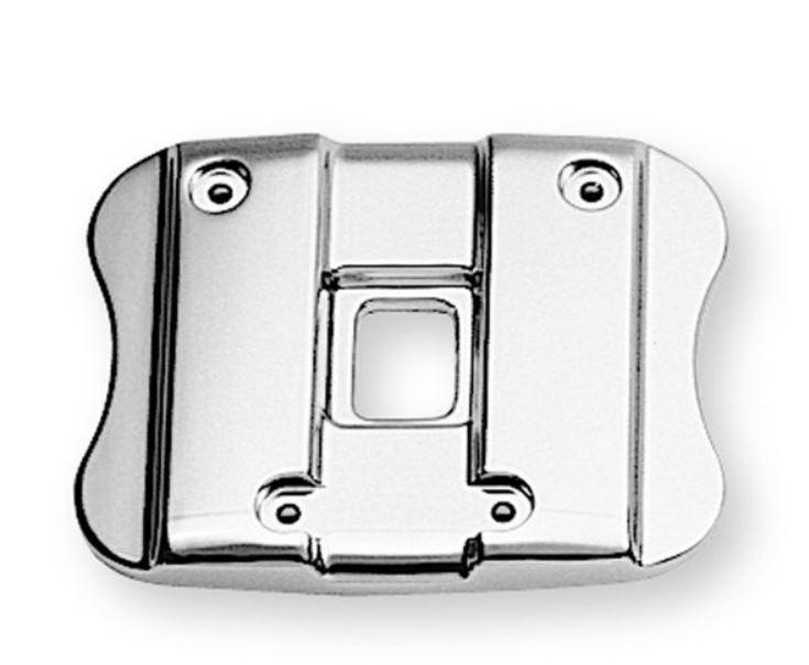 Harley-Davidson® Sportster® Outer Rocker Cover   Chrome