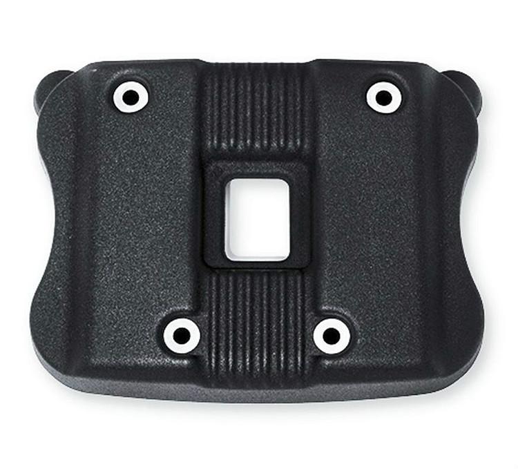 Harley-Davidson® Sportster® Rocker Box Cover | Wrinkle Black