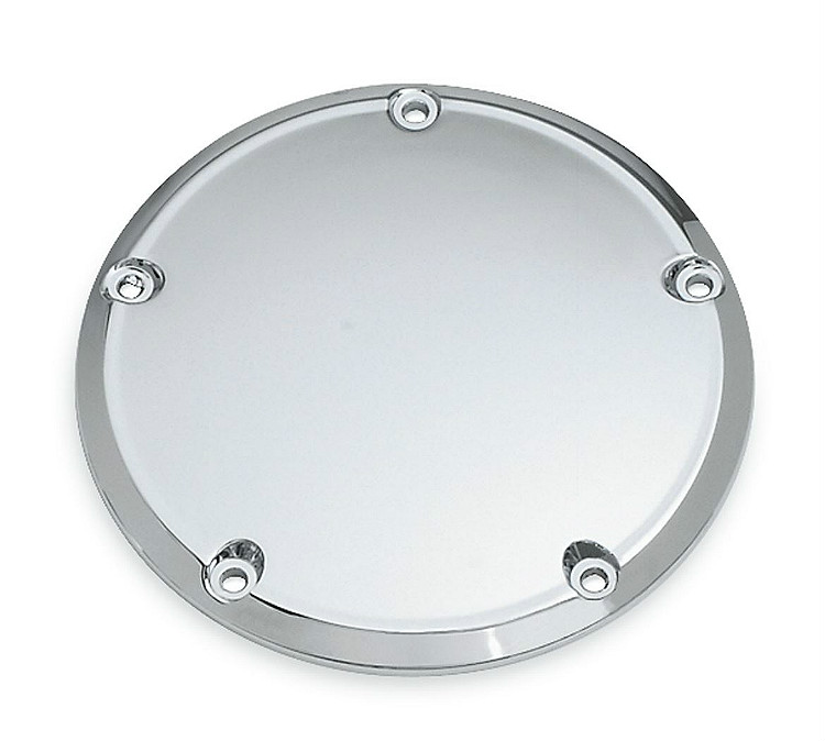 Harley-Davidson® Classic Chrome Derby Cover