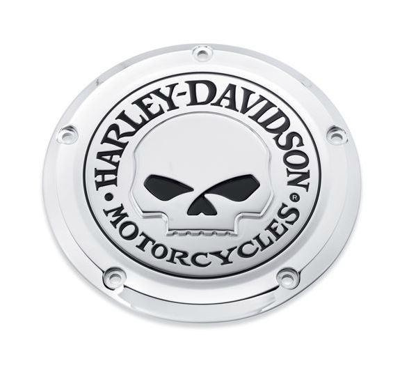 Harley-Davidson® Willie G Skull Derby Cover