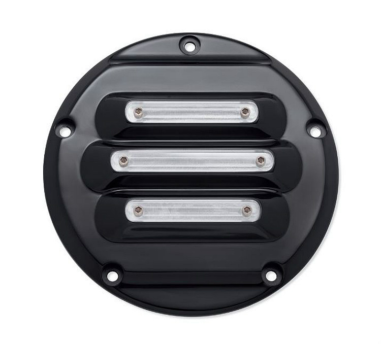 Harley-Davidson® Dominion™ Black Collection | Derby Cover