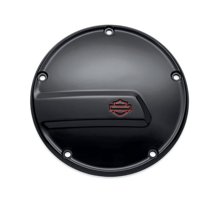 Harley-Davidson® Kahuna™ Collection | Derby Cover | Gloss Black