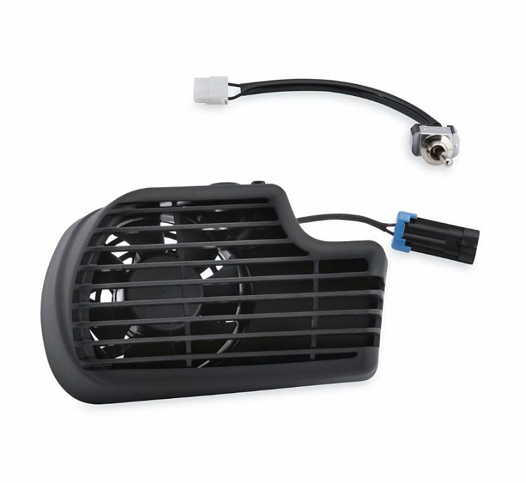 Harley-Davidson® CoolFlow Fan | Milwaukee Eight
