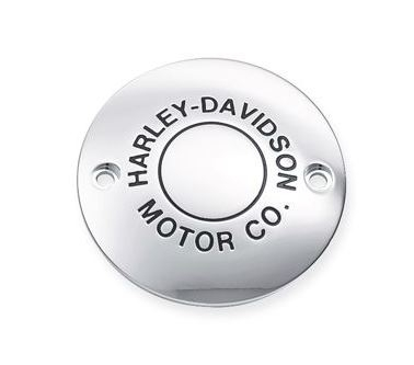 Harley-Davidson® H-D Motor Co. Chrome Collection | Timer Cover