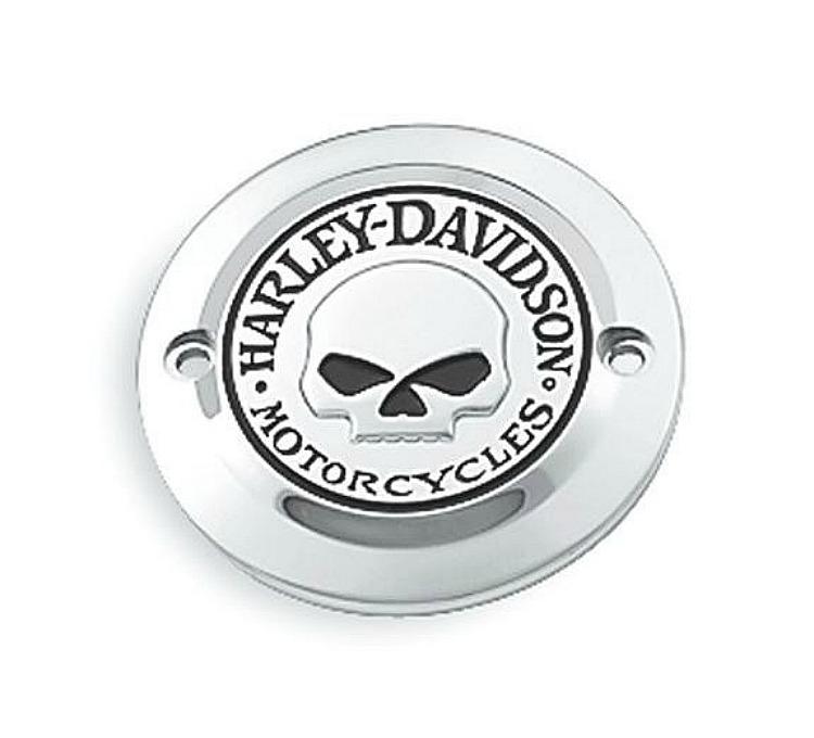 Harley-Davidson® Willie G® Skull Timer Cover