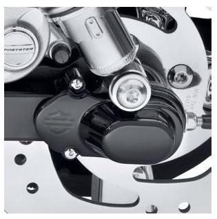 Harley-Davidson® Bar & Shield® Rear Axle Cover Kit