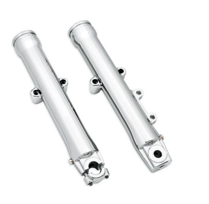 Harley-Davidson® Chrome Lower Fork Sliders