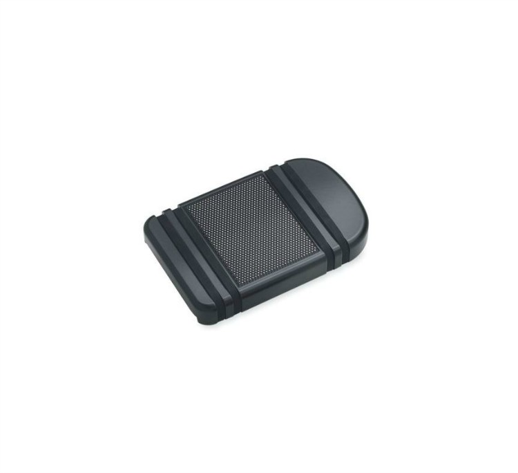 Harley-Davidson® Brake Pedal Pads - Diamond Black Collection - Large