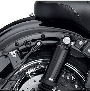 Harley-Davidson® Fender Strut Covers - Gloss Black 47498-09 - 47498-09