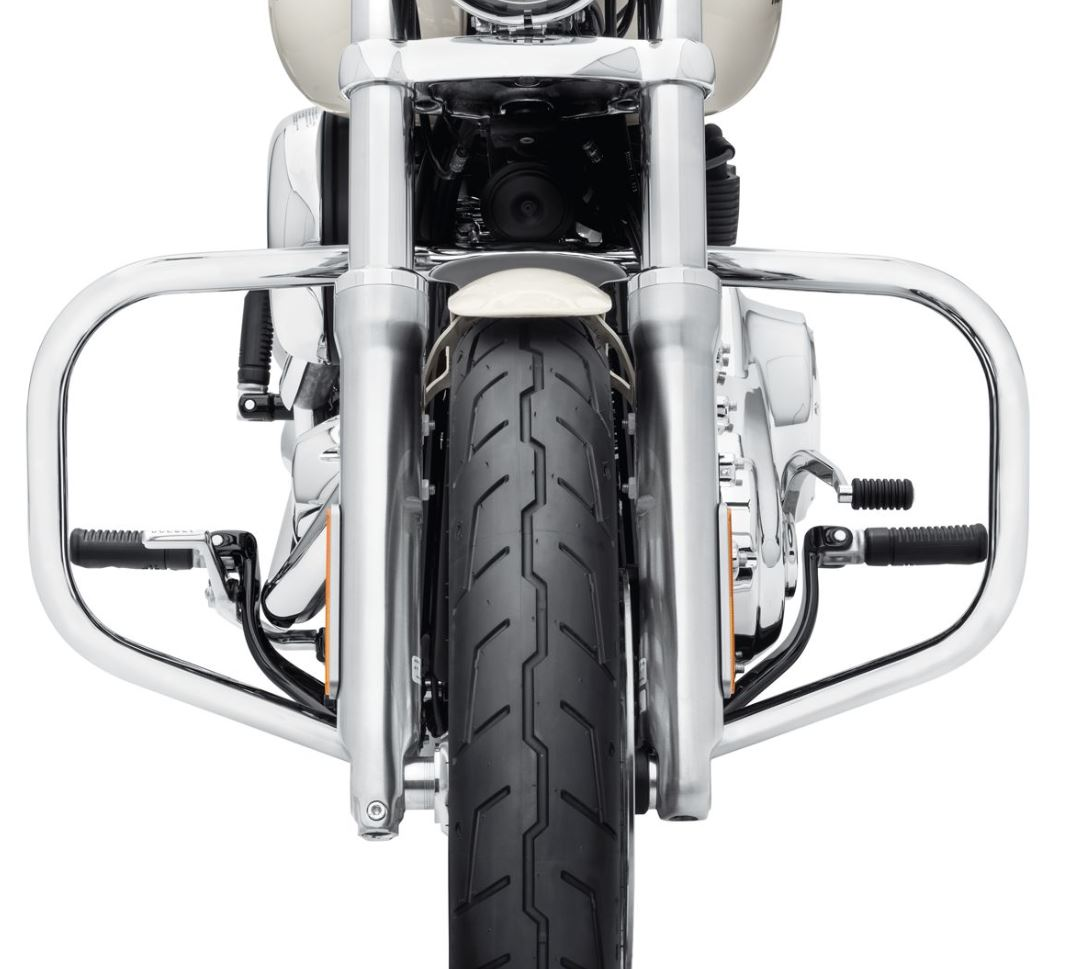 Harley-Davidson® Engine Guard Kit | '18-Later Milwaukee-Eight® Softail® | Chrome