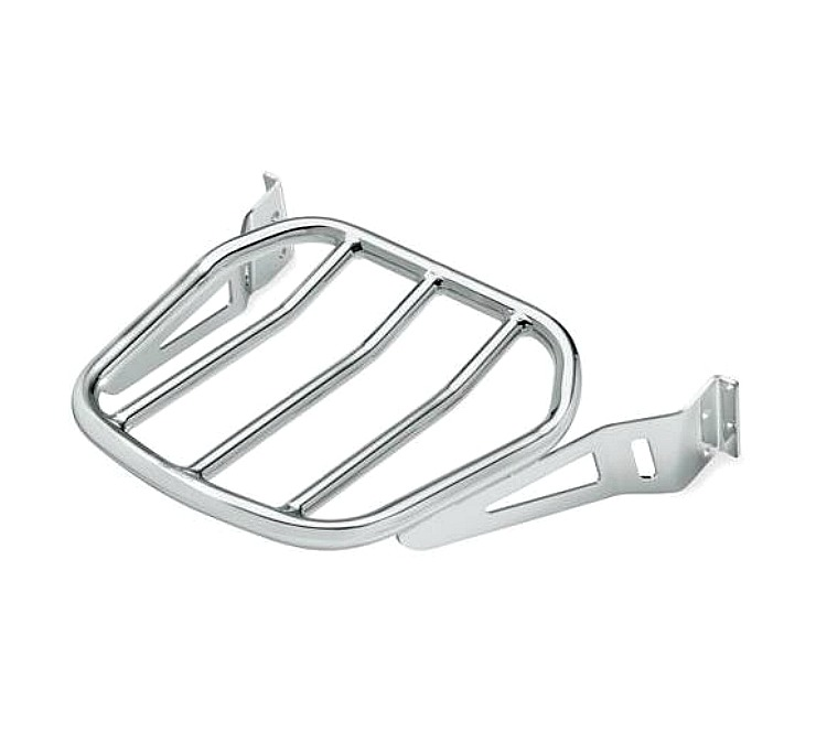 Harley-Davidson® Luggage Rack - Custom Tapered Sport - Chrome
