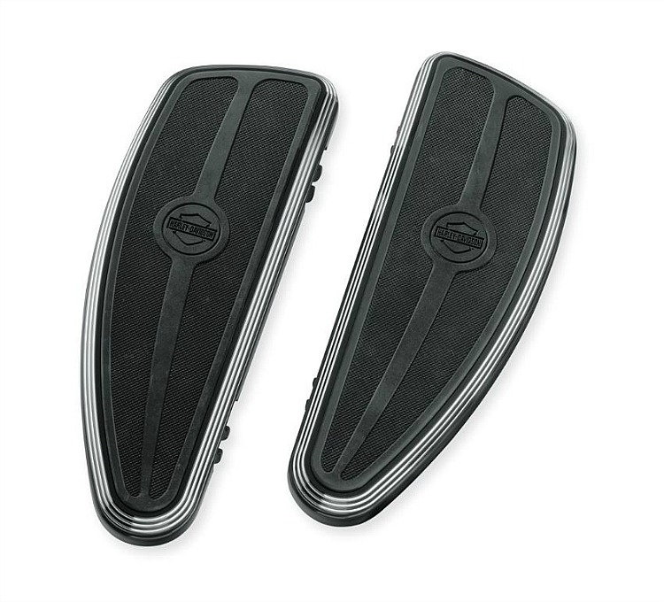 Harley-Davidson® Rider Footboard Kit | Burst Collection