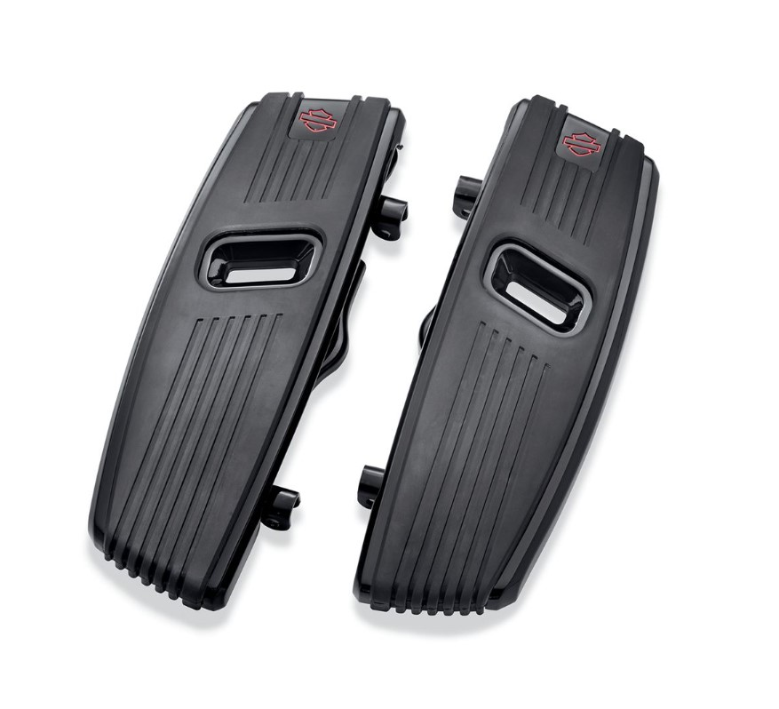 Harley-Davidson® Kahuna™ Footboard Kit | Black