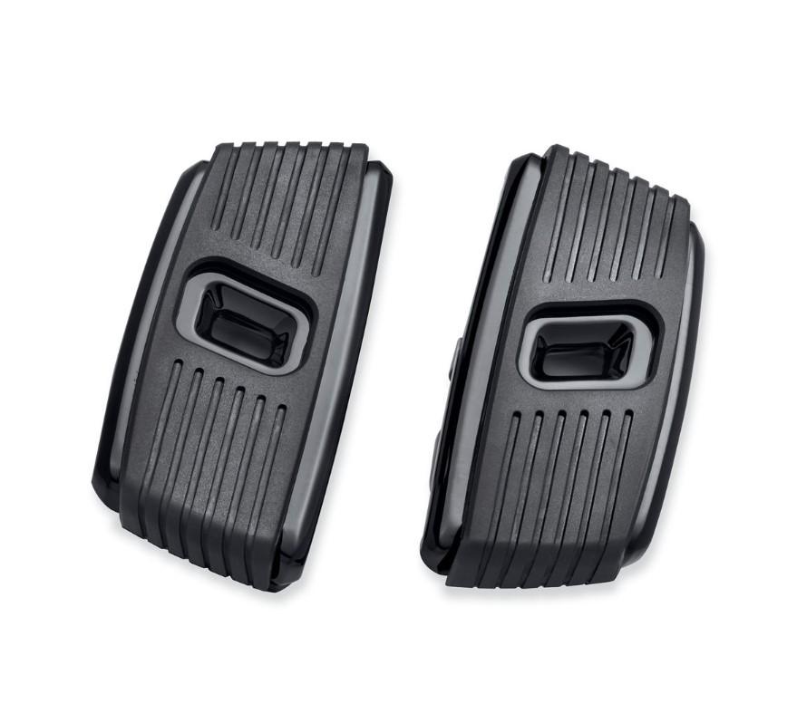 Harley-Davidson® Kahuna™ Passenger Footboard Kit | Black