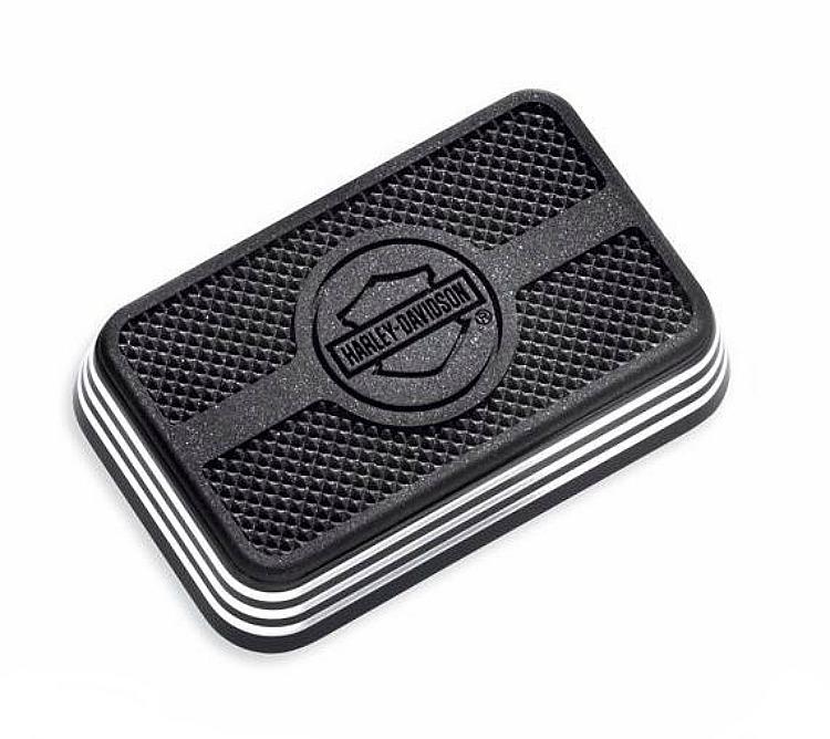 Harley-Davidson® Burst Brake Pedal Pad - Small
